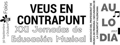 XXI Jornadas de EducaciónMusical
