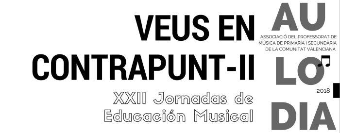 XXII Jornades d'Educació Musical